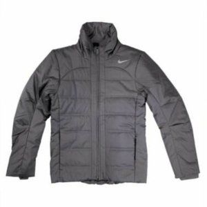 NIKE Repel Puffer Jacket Grey NWT